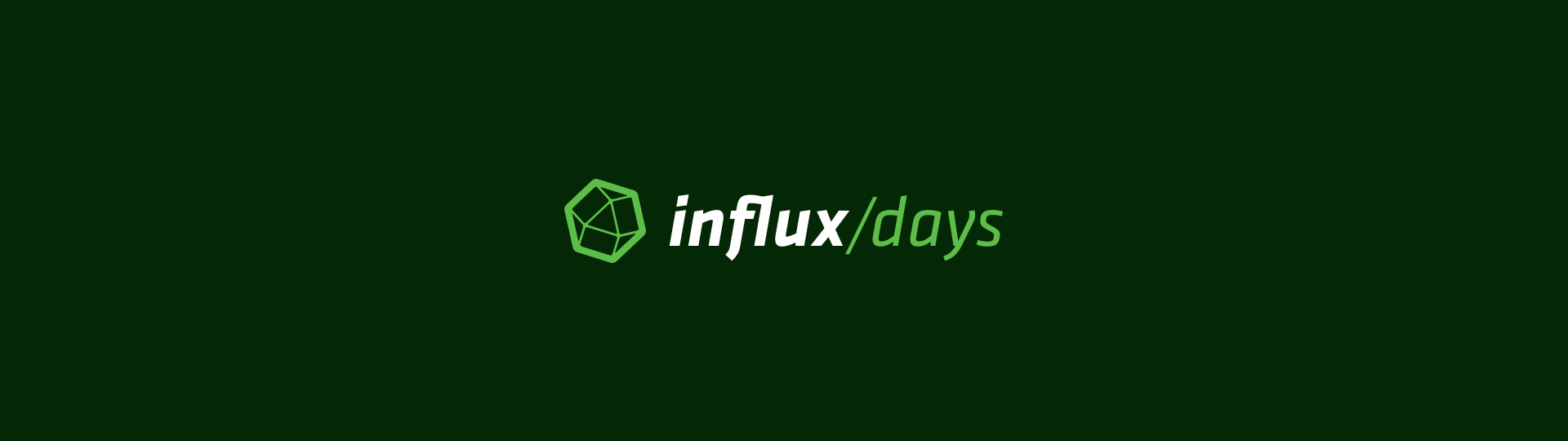 Configured Things invited to speak at InfluxDays EMEA 2021 Virtual Conference